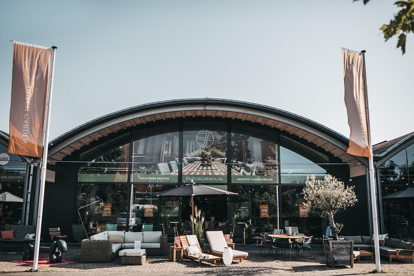 Dutch Garden showroom