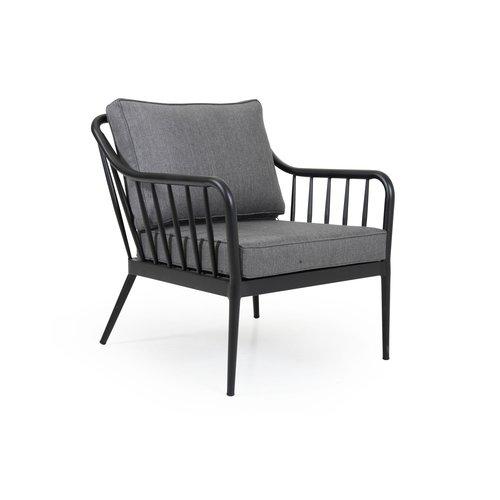 Brafab Coleville loungestoel | Met armleuning