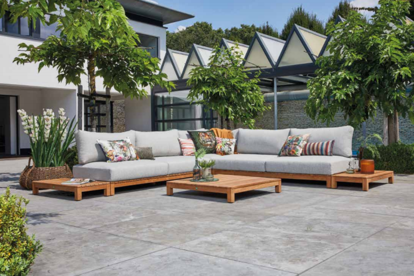 Tuinmeubel trends 2020 plateau loungeset