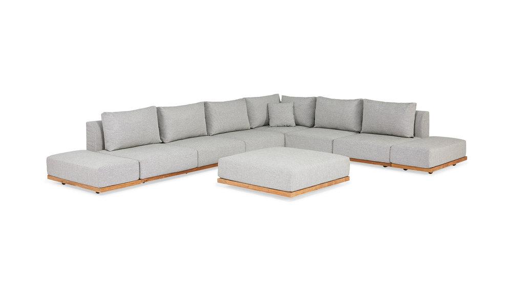 Aspen Kussen voor tafel   110 x 55cm