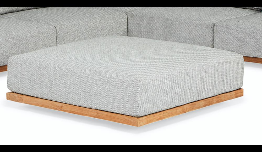 Aspen Kussen voor tafel | 110 x 110cm