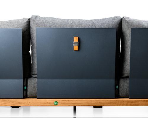 Nardo loungeset | mat grijs | opstelling 2