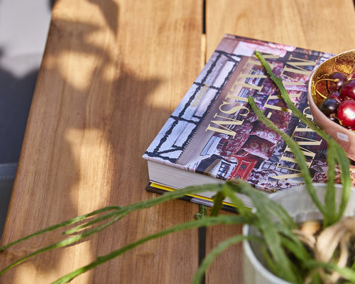 Ovada tuinbank | 220 cm | Mat royal grijs