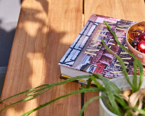 Tuintafel Ovada | 280 x 100 cm | Mat royal grijs