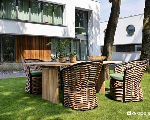 Cocoon Diningset | Opstelling 2