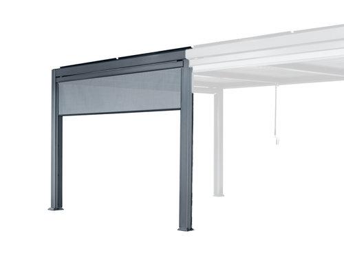 Maranza gordijnen | Mat Royal Grey | 250 cm