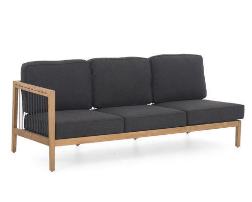 Loungebank| La Croix | Applebee | 3 zits | Leuning rechts