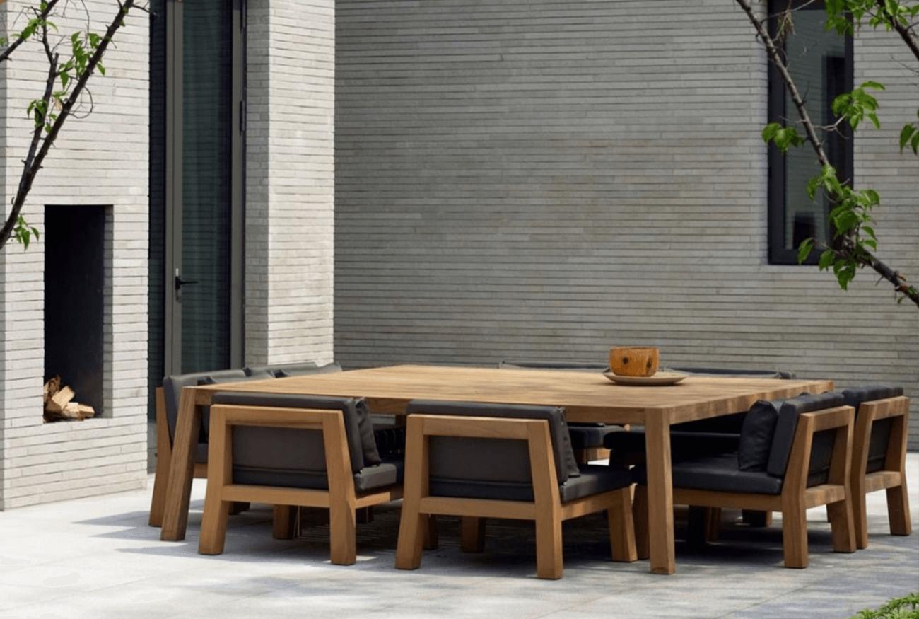Piet Boon houten loungeset