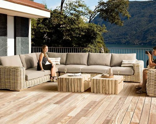 FFF Lounge stoel | Taupe