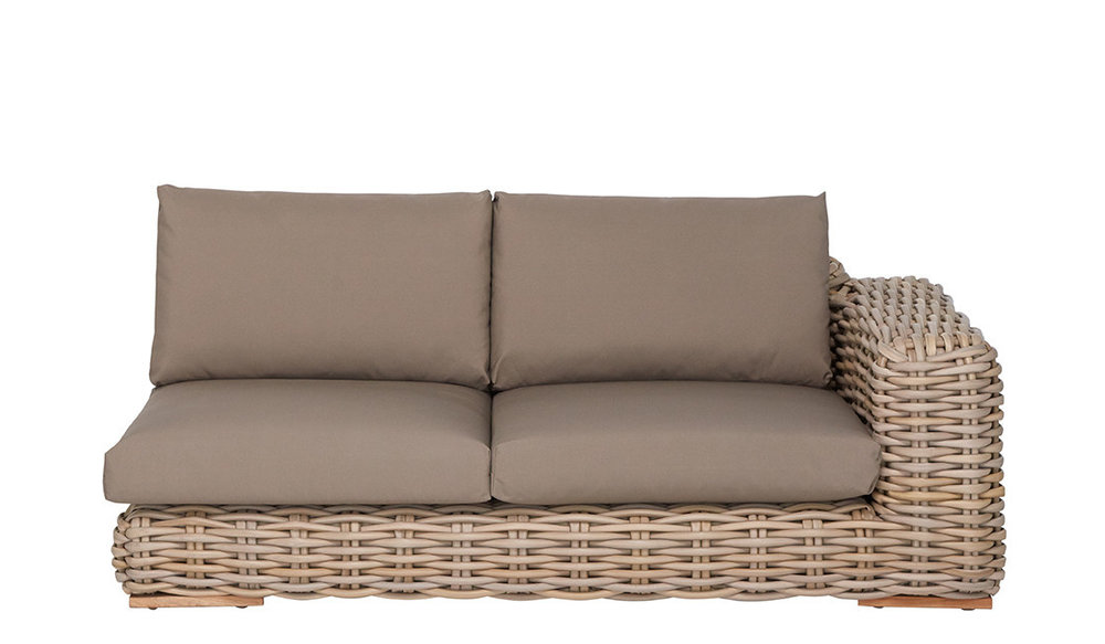 FFF Lounge bank links  | Taupe