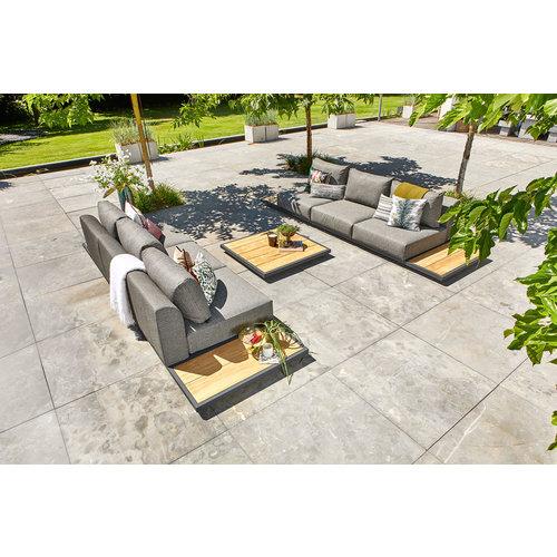 SUNS tuinmeubelen Kota Loungeset | Opstelling 4