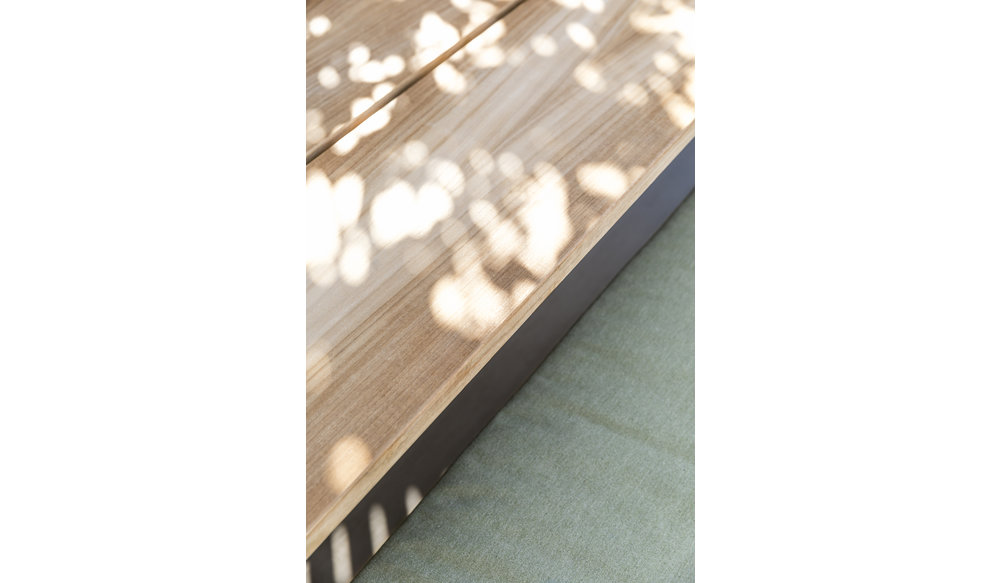 Otis tuintafel 200 x 100 cm