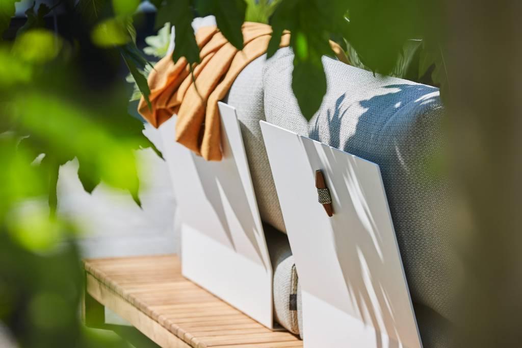 SUNS tuinmeubelen Sofaset Portofino | Opstelling 6