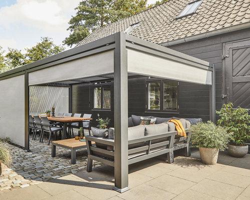 Maranza Gordijnen   Luxe Uitvoering   Mat Royal Grey   250 cm