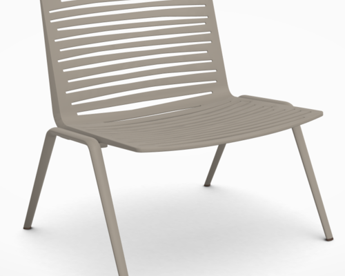 Zebra | Loungestoel | Fast