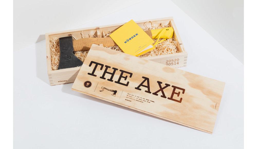 The Axe | Hakbijl