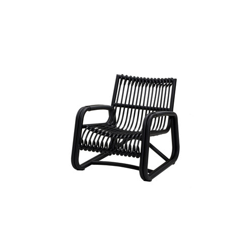 Cane-Line tuinmeubelen  Curve  loungestoel