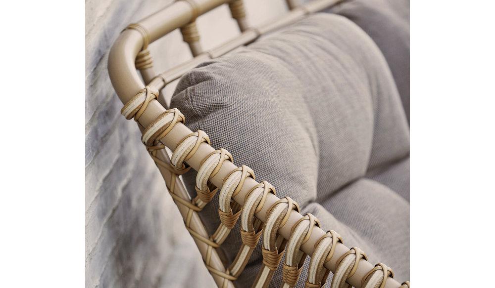 String Loungebank | 2-zits