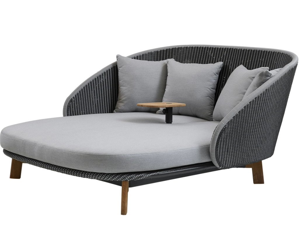 Cane-Line Peacock daybed