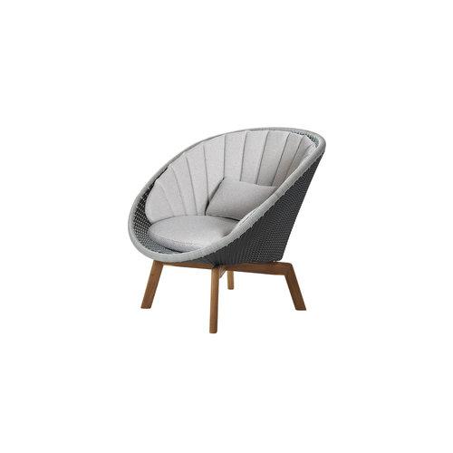 Cane-Line Peacock loungestoel