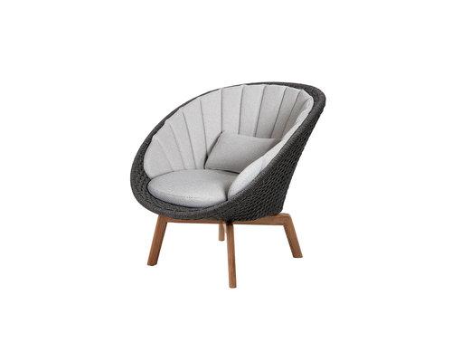 Peacock loungestoel