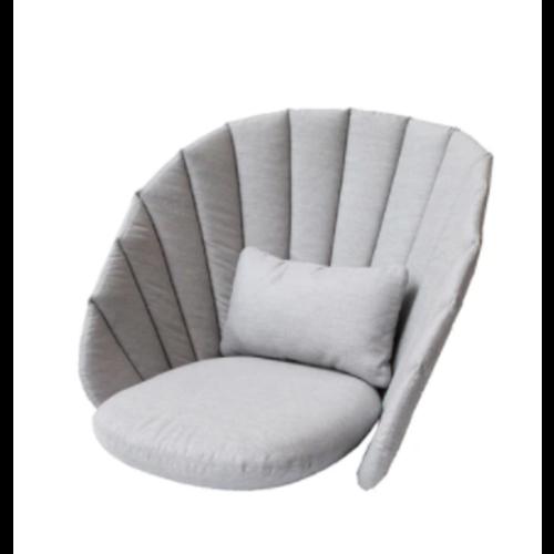 Cane-Line Peacock loungestoel | Kussen | Div kleuren