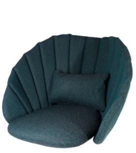 Cane-Line Peacock loungestoel   Kussen   Div kleuren