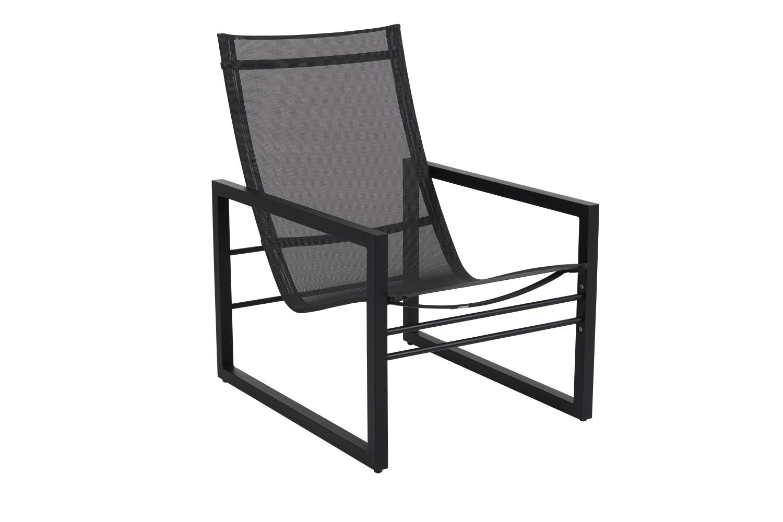 Brafab Vevi Loungestoel aluminium  
