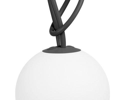 Bolleke hanglamp | Zwart