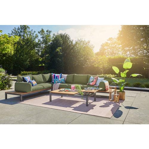 SUNS tuinmeubelen Memphis loungeset | Opstelling 2 | MRG