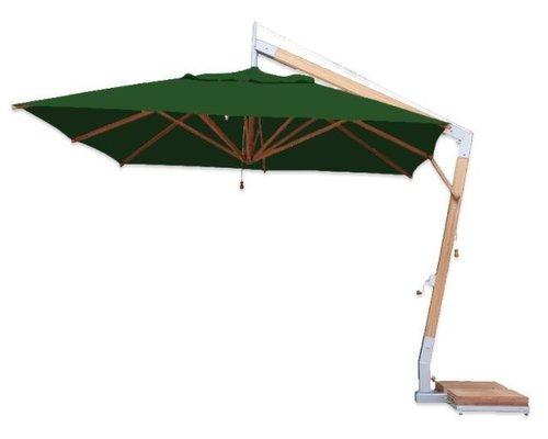 Parasol Side Wind   Div. Kleuren   3x3m vierkant