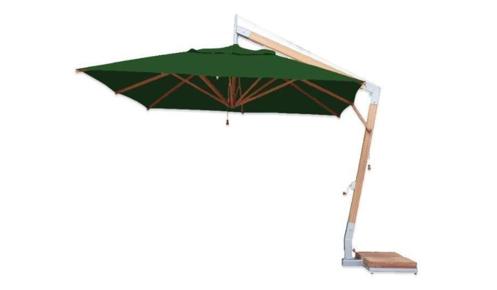 Parasol Side Wind   Div. Kleuren    ø 3.5M   Rond
