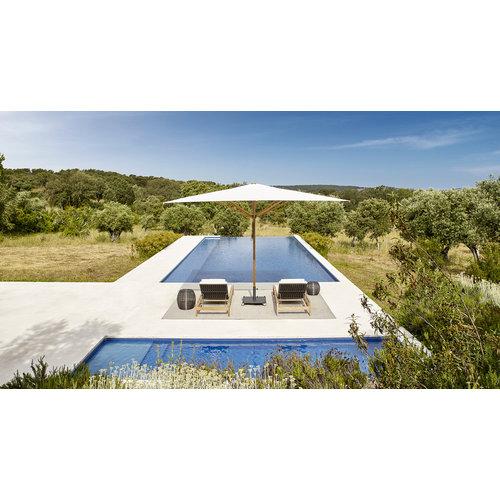 Jardinico  Parasols Moorea Parasol 300x300cm