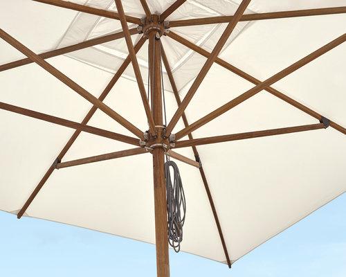 Moorea Parasol 300x300cm