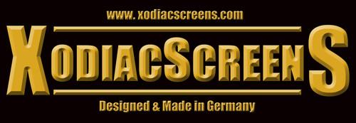 XODIAC Masked im 2,40:1 (21:9) Seitenverhältnis mit sichtbaren  299cm Bildbreite OHNE Lieferzeit....