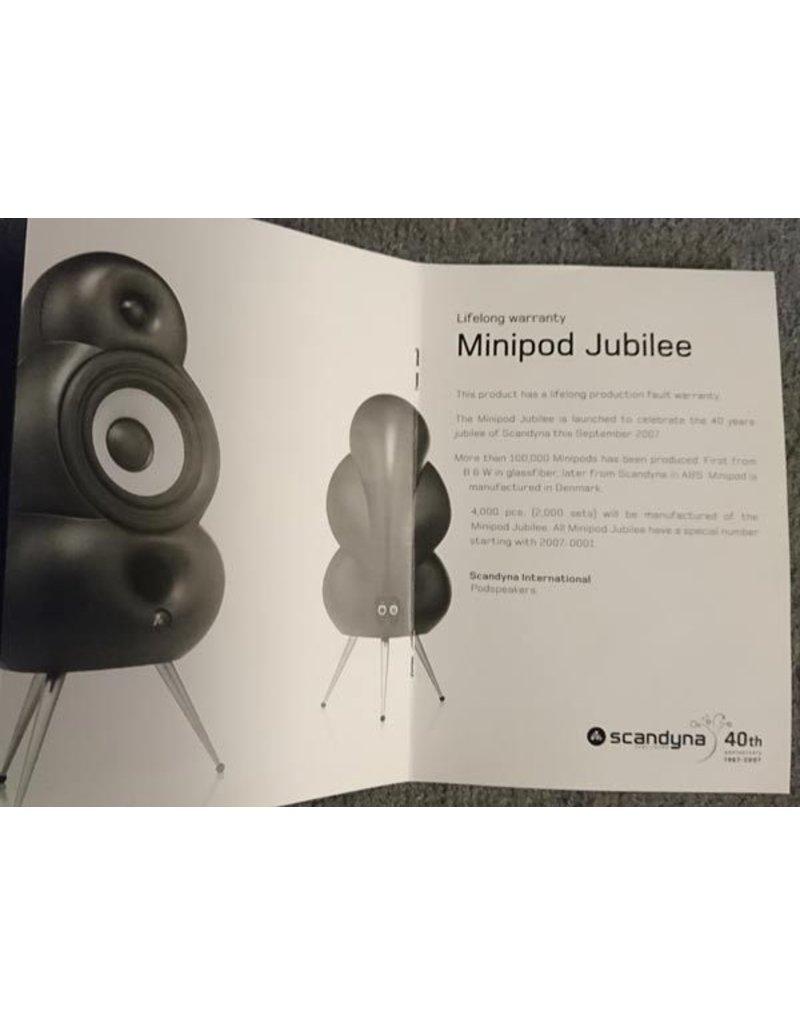 Scandyna Minipod Jubilee