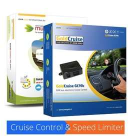 GoldCruise Cruisecontrol + Speedlimiter
