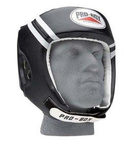 Probox Pro Box Boxing Headguard - Black