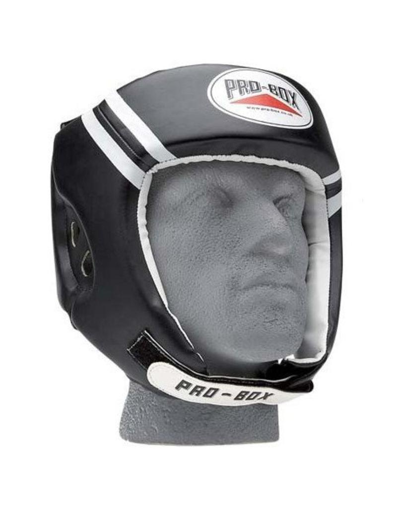 Probox Pro Box Boxing Headguard - Black
