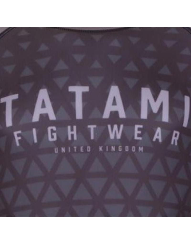 Tatami Tatami Graphite Prism Rash Guard