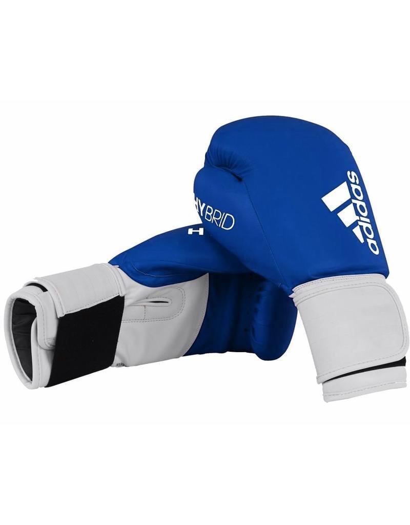 Adidas Adidas Hybrid Boxing Gloves - Blue