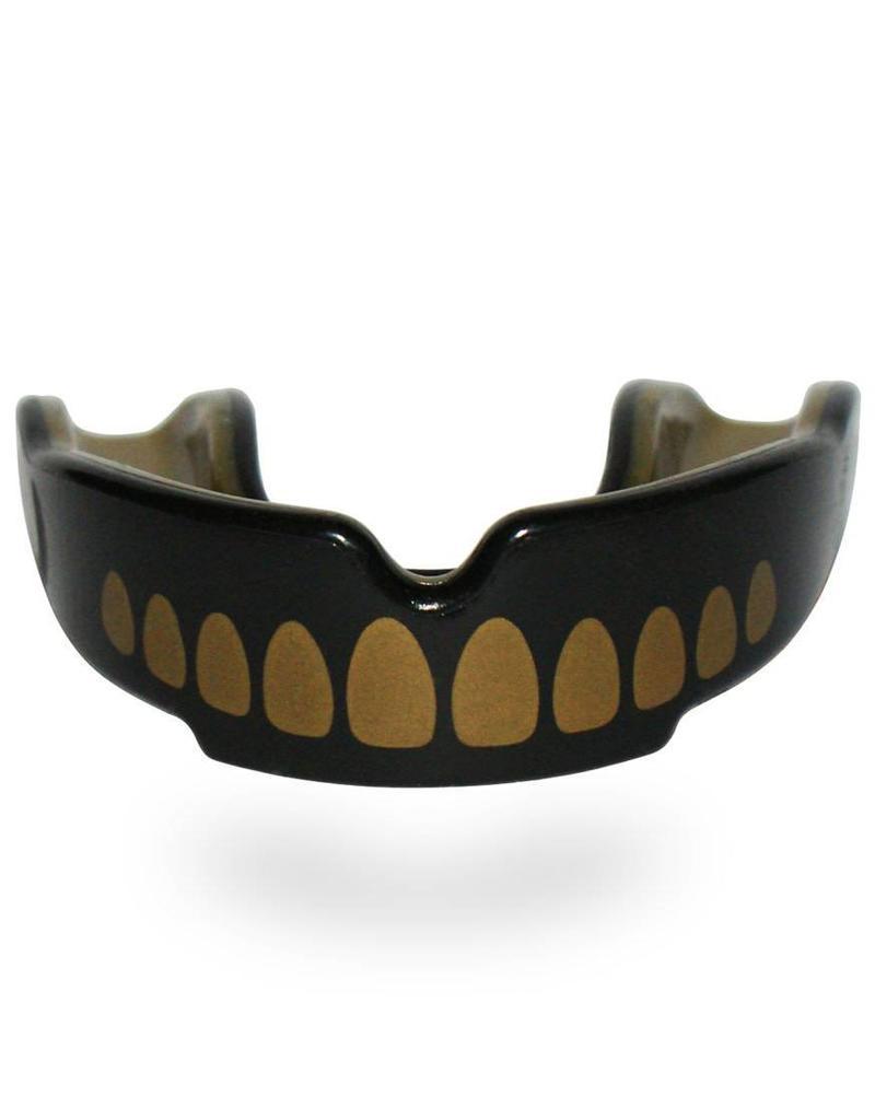 Safejawz Safe Jawz Gold Teeth Gum Shield