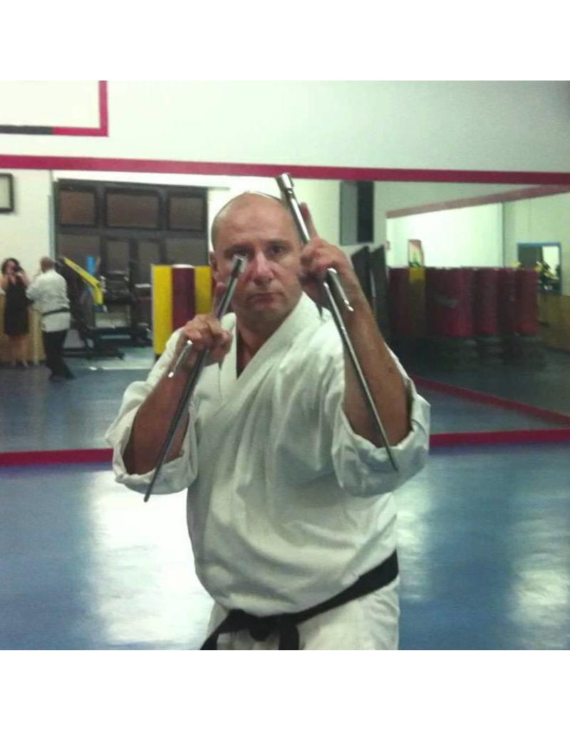 Enso Martial Arts Shop Octagonal Sai Daggers