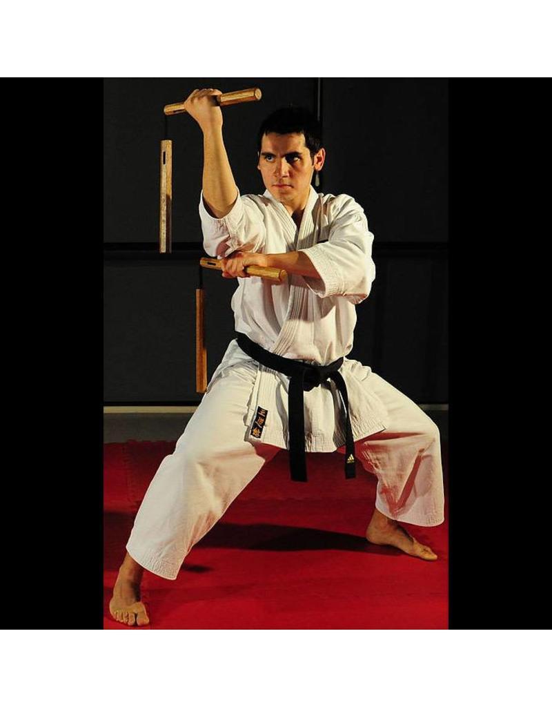 Enso Martial Arts Shop Wooden Hexagonal Nunchaku