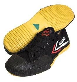 Feiyue Black Feiyue Shoes