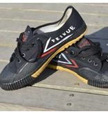 Feiyue Black Feiyue Shoes