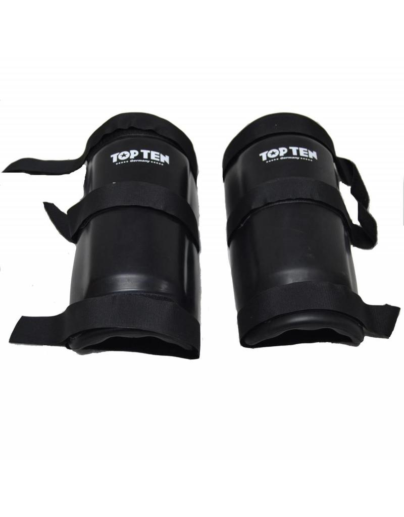 Top Ten Black Top Ten Shin Guards