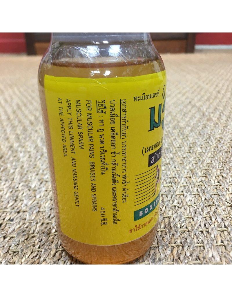 Namman Muay Thai Boxing Liniment Oil Large