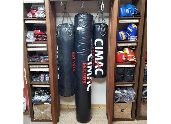 Punch Bags & Training