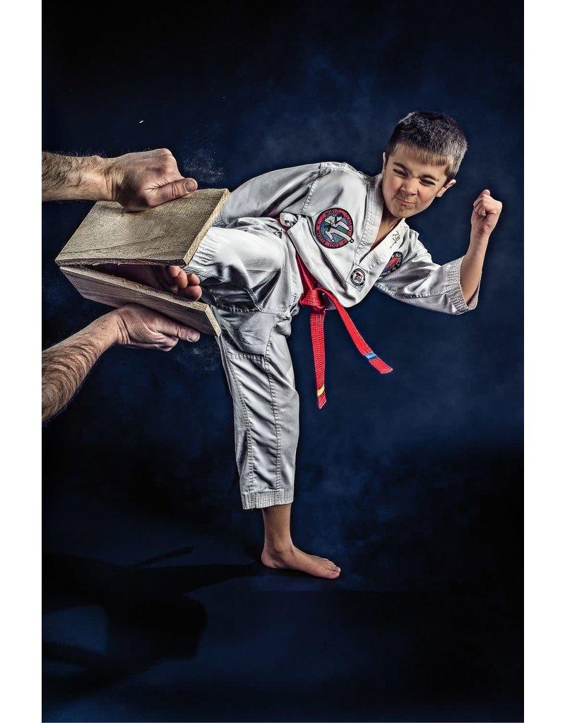 Enso Martial Arts Shop Wooden Breaking Board 9mm